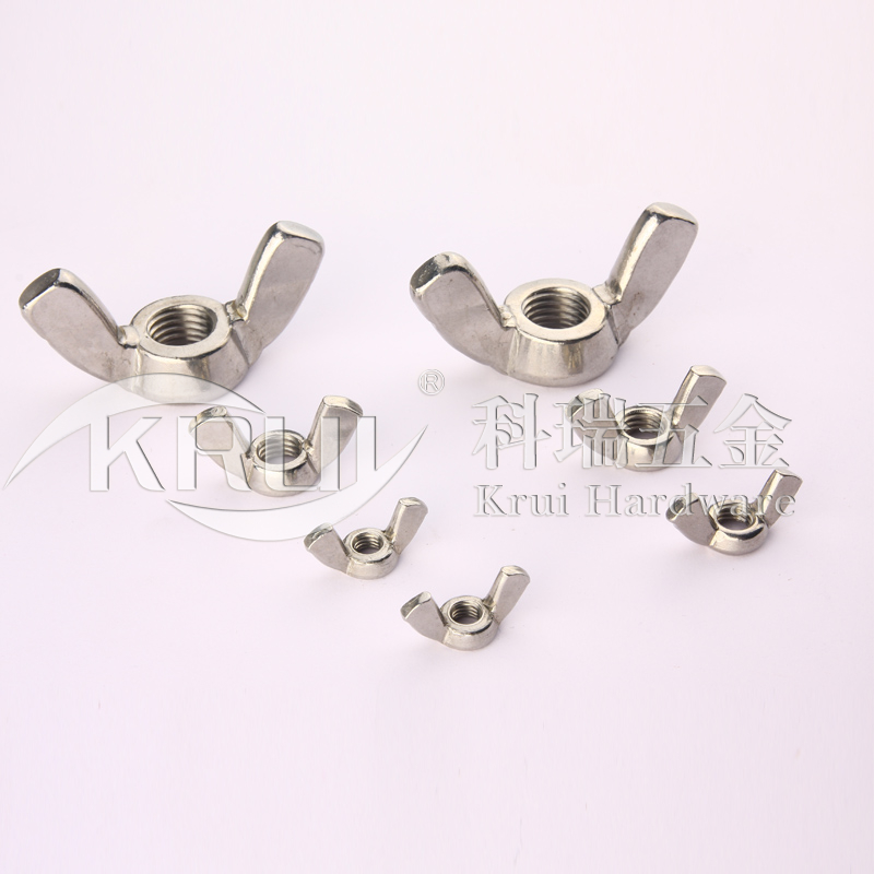 KR032- castle nut GB62 DIN315